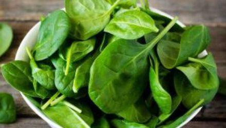 Эксперты раскрыли привила употребления шпината