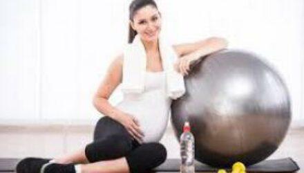 Физическая деятельность во время беременности