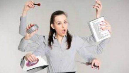 Эксперты развеяли миф о многозадачности женщин