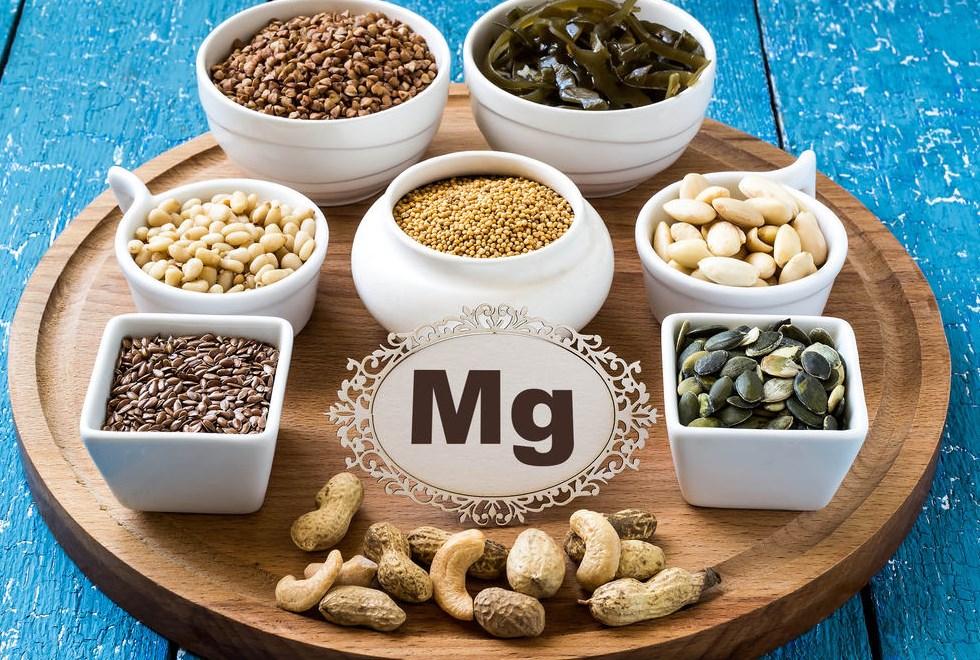 Магниево калиевая диета