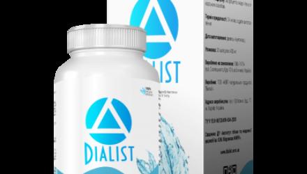 DIALIST натуральное от диабета