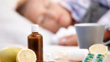 На Днепропетровщине заболеваемость гриппом идет на спад