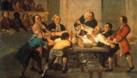 Безрассудные методы лечения: какисцеляли людей доизобретения обезболивающих