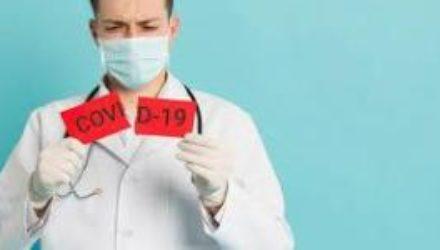 Названа температура, при которой COVID-19 перестает заражать людей