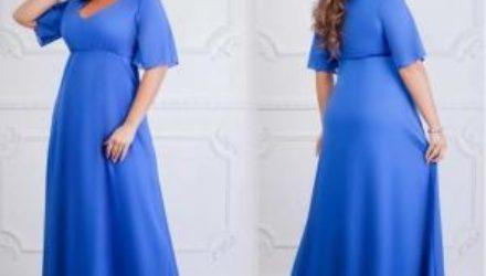 Как выбирать вечернее платье больших размеров