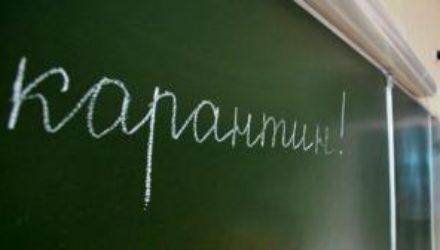 Школы в Запорожской области снова закрывают на карантин