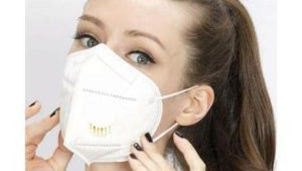 В Португалии создали первую маску, нейтрализующую коронавирус