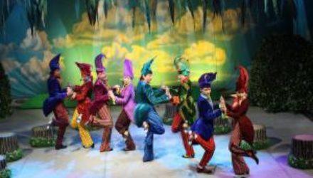 Сказочные спектакли и феерические шоу для самых маленьких
