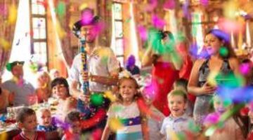 Секреты организации детского дня рождения: идеальному малышу – идеальный праздник