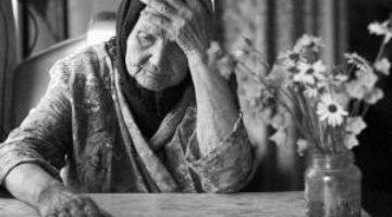 Более 50 процентов всех пожилых людей на планете страдают от одиночества