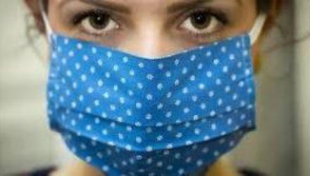 Тканевые маски могут защищать от инфекций