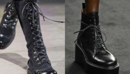 Идеальная пара: 7 горячих обувных трендов зимы 2021, от которых в восторге все фэшн-блогеры
