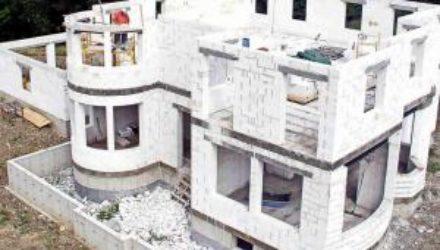 Газобетонные блоки для строительства дома