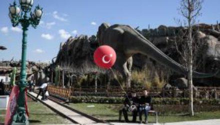 Открылся самый крупный в Европе парк развлечений