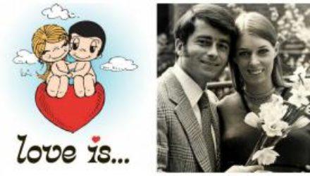 Трагическая история: кто был прототипом вкладышей жвачки «Love is…»