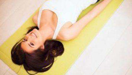 Заряд энергии: упражнение для тонуса мышц всего тела