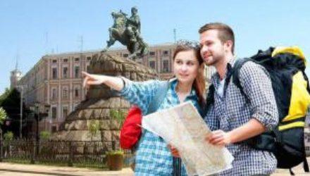 Названо число иностранных туристов, посетивших Украину в прошлом году