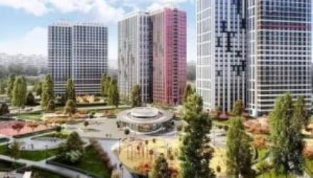 Завершення будівництва житлових комплексів банку «Аркада»: чого чекати далі