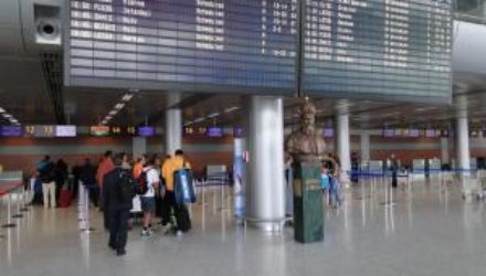 Названы самые «пунктуальные» украинские и зарубежные авиакомпании