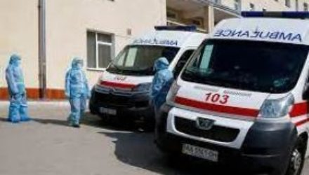 Коронавирусом за сутки в Украине заболели 14 277 украинцев, жертвами болезни стали 434 человека