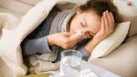 В Запорожском районе превышен уровень заболеваемости на грипп