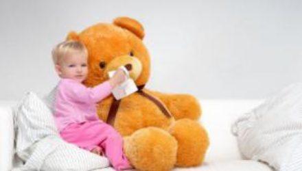 Серьезные болезни детства: 0-3 года
