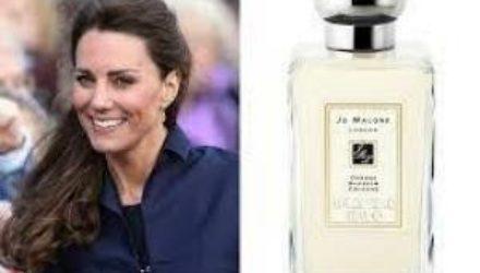 Парфюмерный гардероб: любимые ароматы Кейт Миддлтон