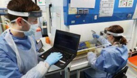 В Китае начат новый этап испытаний аэрозольной вакцины