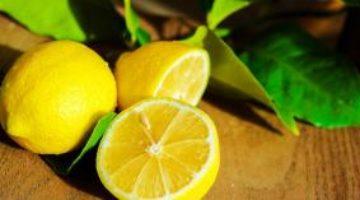 Названы целебные свойства лимонов