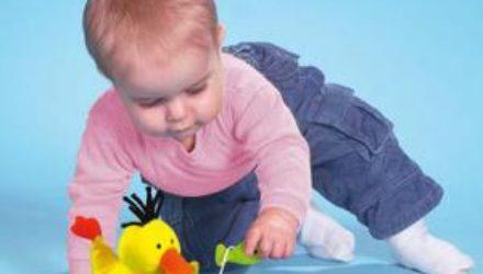 Акне у младенцев