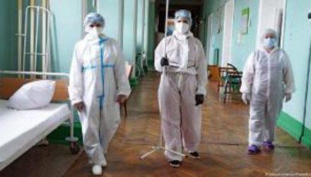 Новая волна COVID-19 в Украине пройдет быстрее, но может иметь более разрушительные последствия